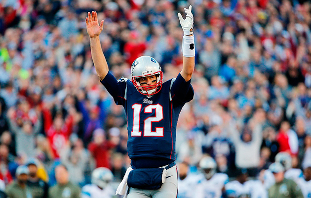 New England Patriots quarterback Tom Brady isn't slowing down anytime soon.