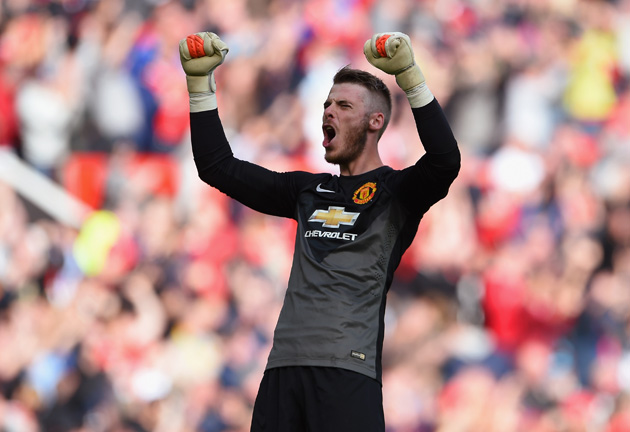 After overcoming some growing pains, David de Gea has developed into a steady presence in goal for Manchester United.