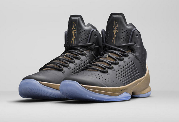 Carmelo Anthony unveils his latest signature shoe: Jordan ...