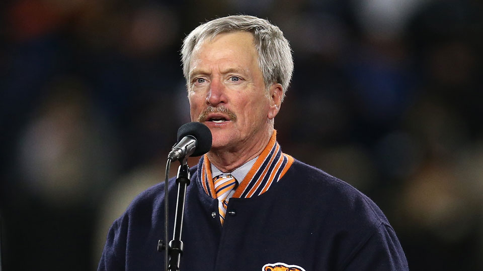 The Bears said chairman George McCaskey was pushed by a fan on Monday