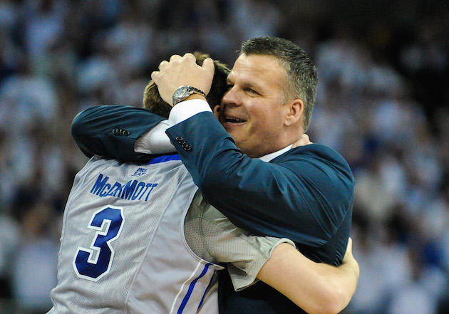 Doug and Greg McDermott