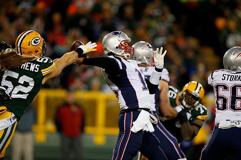 Patriots Packers Could Have Rematch In Super Bowl Xlix Week 13