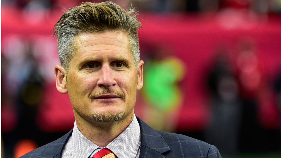Falcons general manager Thomas Dimitroff