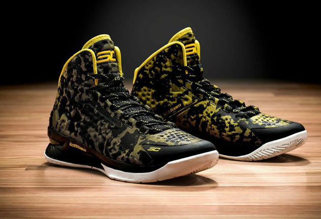 e579155d036c Steph Curry. Courtesy of Under Armour