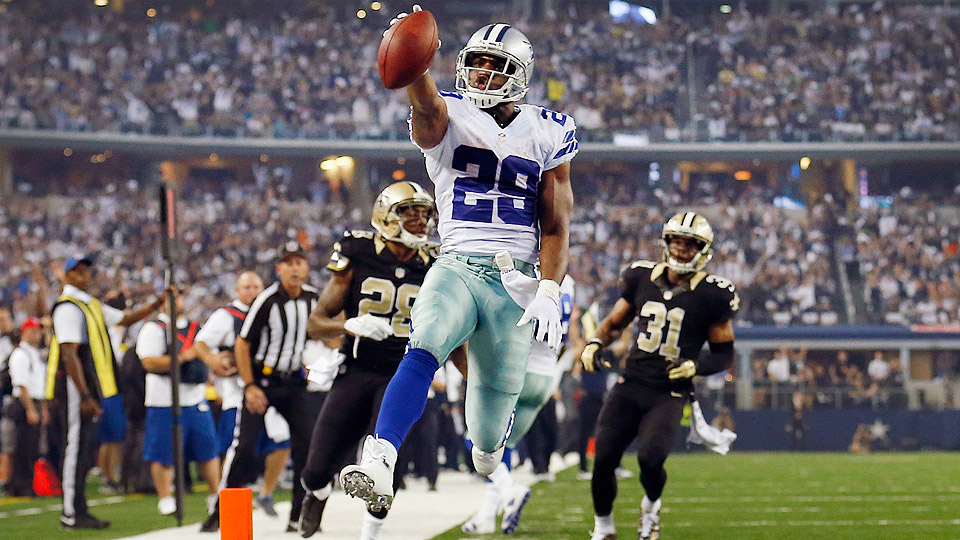 Fantasy football 2015: Burning questions for DeMarco Murray, Dallas Cowboys
