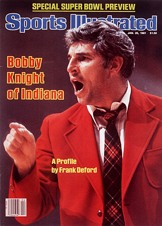 The Rabbit Hunter A Penetrating Profile Of Bobby Knight Si