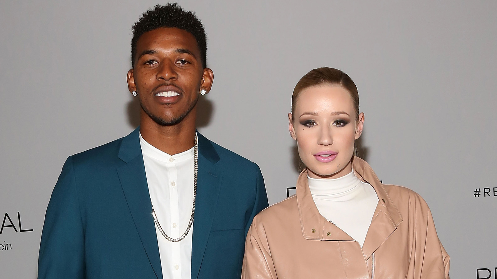 Nick Young; Iggy Azaela