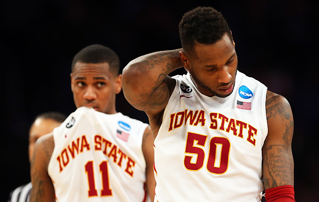 DeAndre Kane toughened Morris up in Iowa State practices during Morris' freshman year.