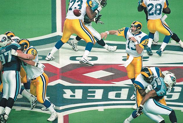 Super Bowl stars: David Tyree, Kurt Warner remember biggest moments