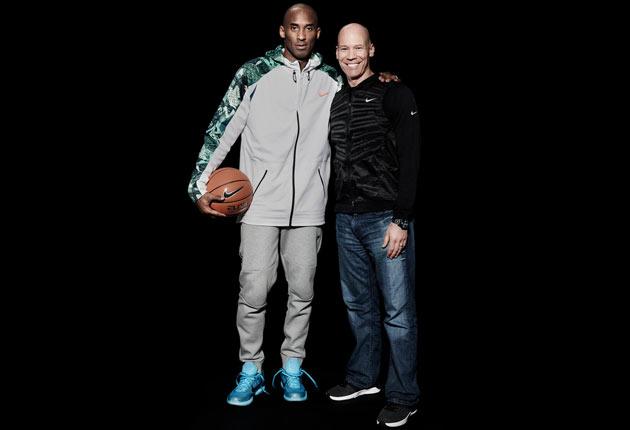 Kobe Bryant; Eric Avar