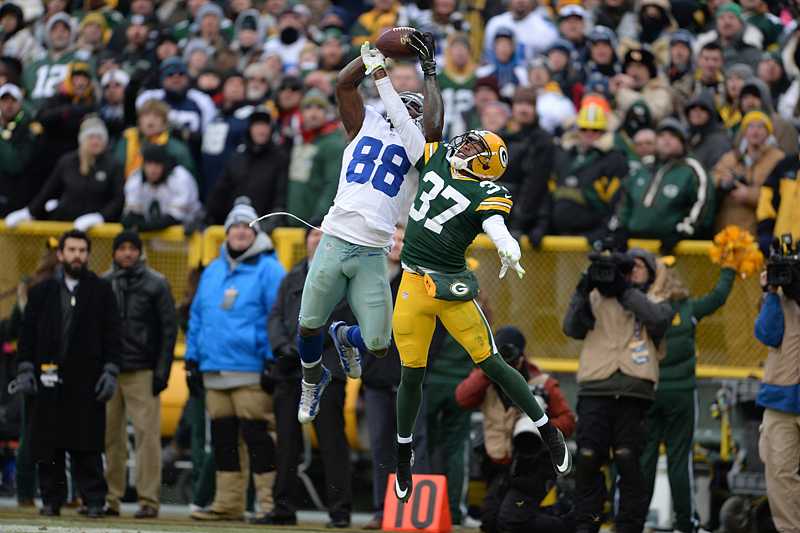 Nfl Divisional Playoffs Mailbag Dez Bryant Aaron Rodgers