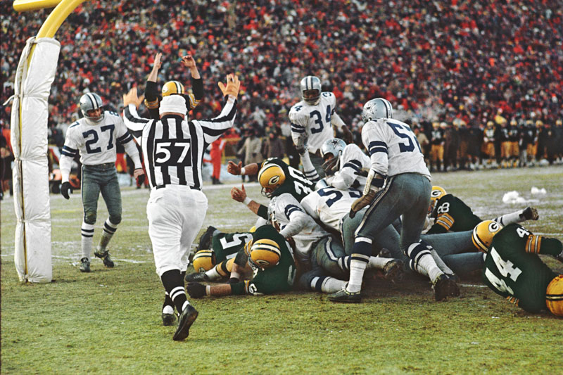 Bart Starr Packers