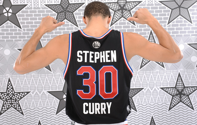 All-Star Game: Steph Curry