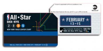nba all star game metrocard