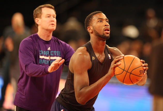 Michael Kidd-Gilchrist; Mark Price