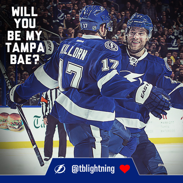 Tampa Bay Lightning Valentines Day cards Brian Boyle Ondrej – Hockey Valentines Day Cards
