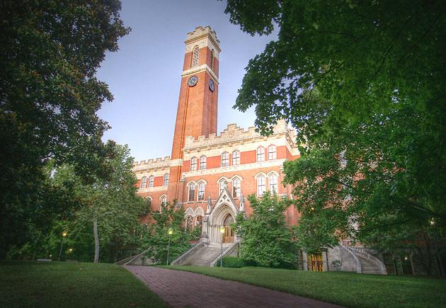 Kirkland Hall, Vanderbilt University