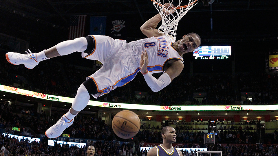 Russell Westbrook says why he hasn't entered dunk contest | SI.com