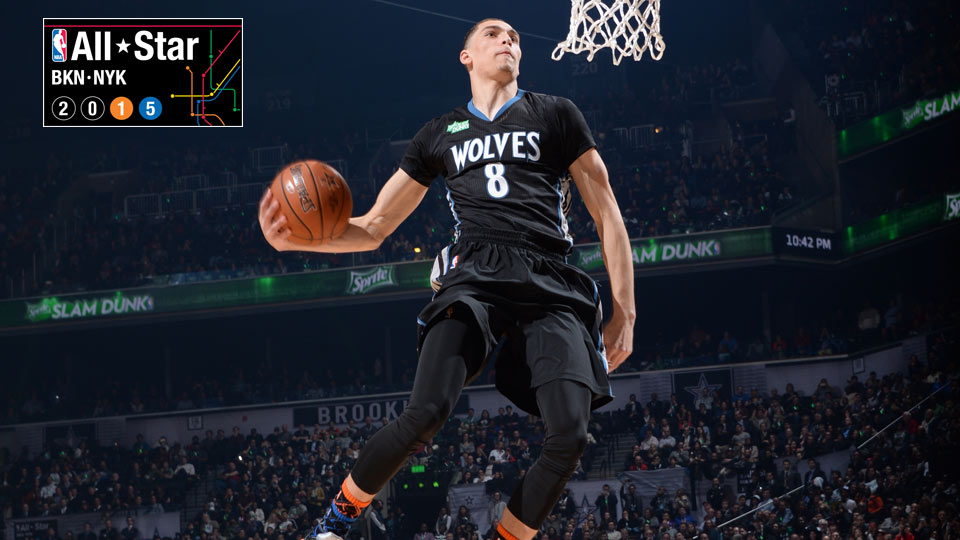 Zach Lavine Shoes Dunk Contest