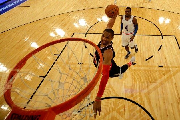 Russell Westbrook wins All-Star MVP