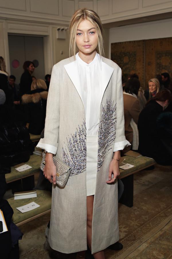 gigi hadid new york fashion week 2