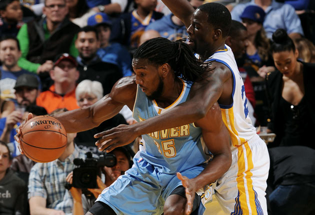 Kenneth Faried; Draymond Green