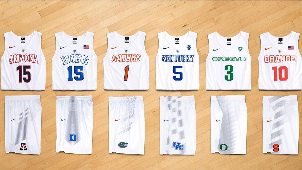 Nike uniforms