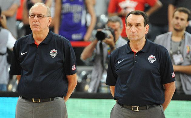Jim Boeheim, Coach K