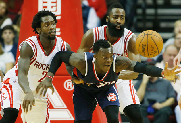 Houston Rockets defense