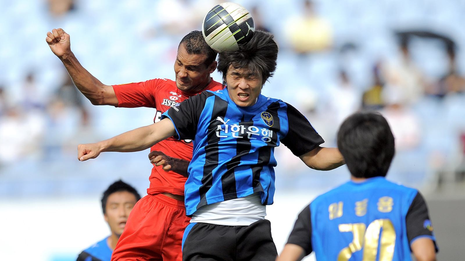 Incheon United (South Korea), 2010