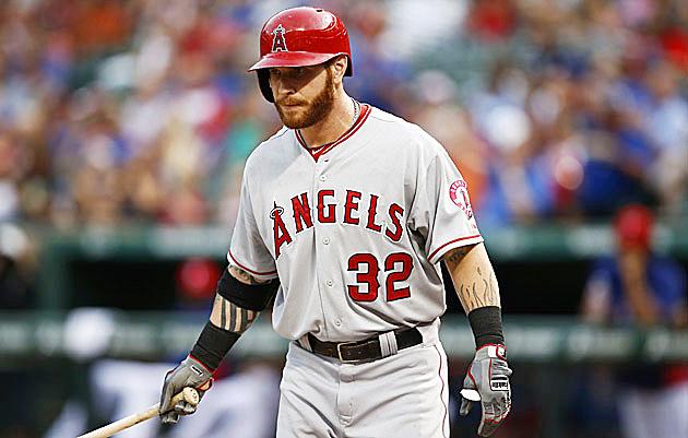 Josh Hamilton, Los Angeles Angels