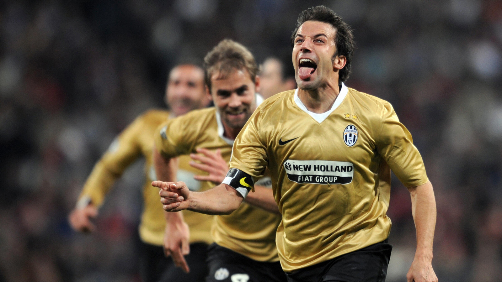 Juventus (Italy), 2008