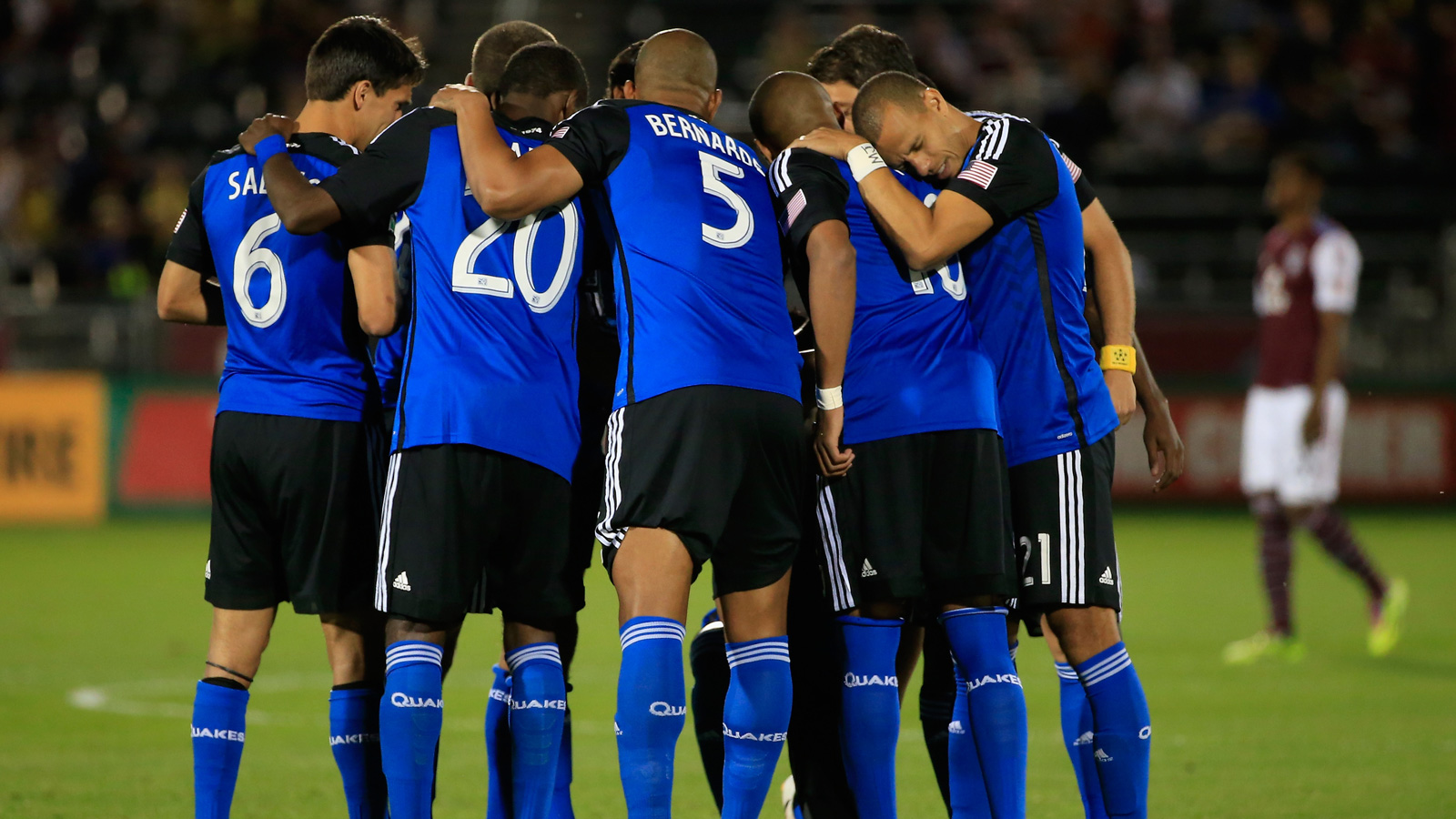 San Jose Earthquakes (USA), 2014