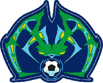 An alternate Tampa Bay Mutiny Logo: The mind-controlling cybermutant.