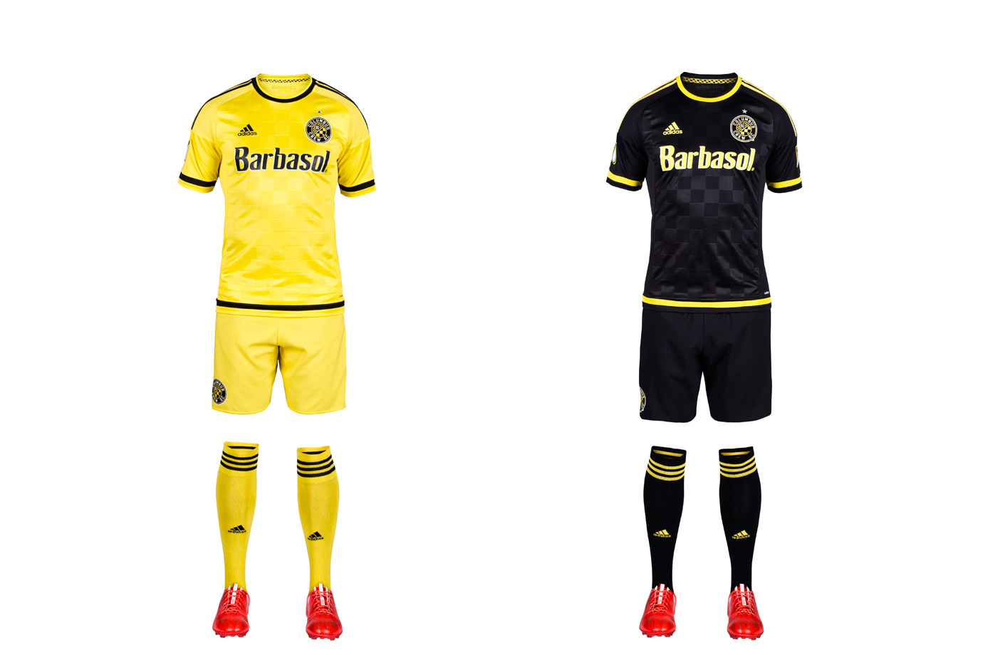 Columbus Crew uniform