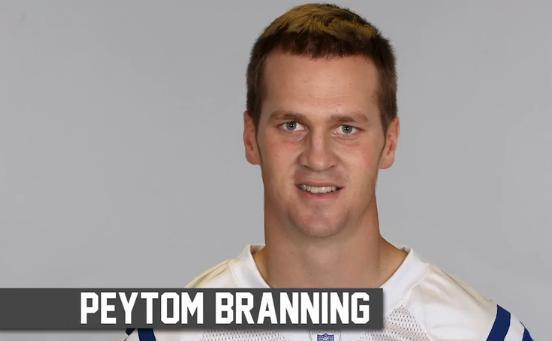 tom brady peyton manning faces combined video