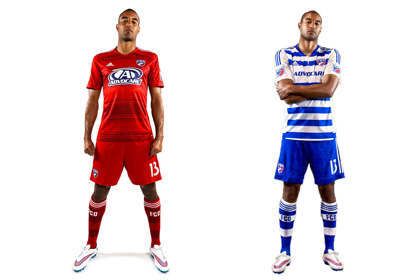 6aa0c9ad447 FC Dallas uniform