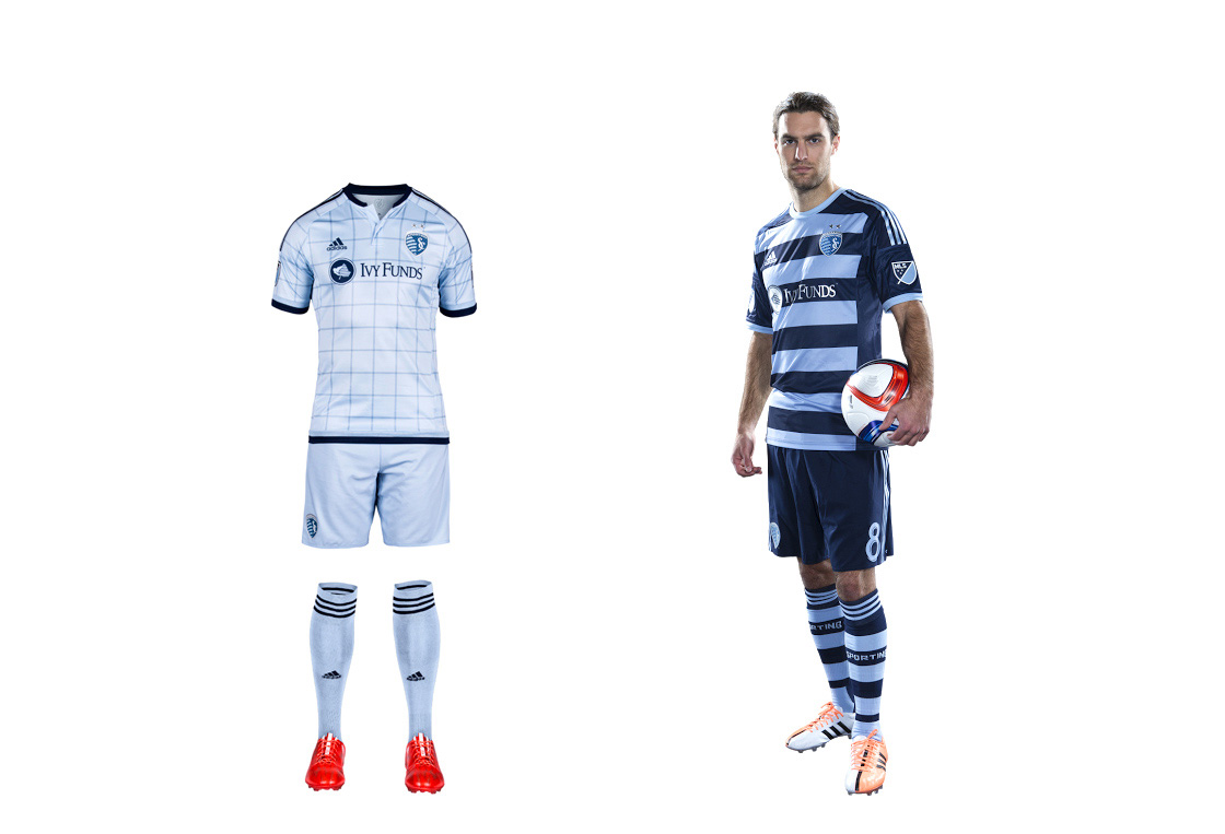 "From irrelevant to trendsetting, SKC has profited from one of the most successful sports rebrands in recent history. The club now must share light blue with NYCFC, but Sporting still stands out. The new home set is a departure form the bicolor ""state line"" uniform of 2013-14 and is anchored by a ""fashion-forward window pane pattern"" that's almost as preppy as the recent argyle alternate kit. The secondary uniform is stunning. The hoops, which mirror the stripes on the club crest, highlight one of the most eye-catching sets in MLS history. It'll be tough to see it go after this season."