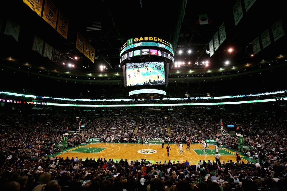 Boston Police Investigating Stabbing At Celtics Game