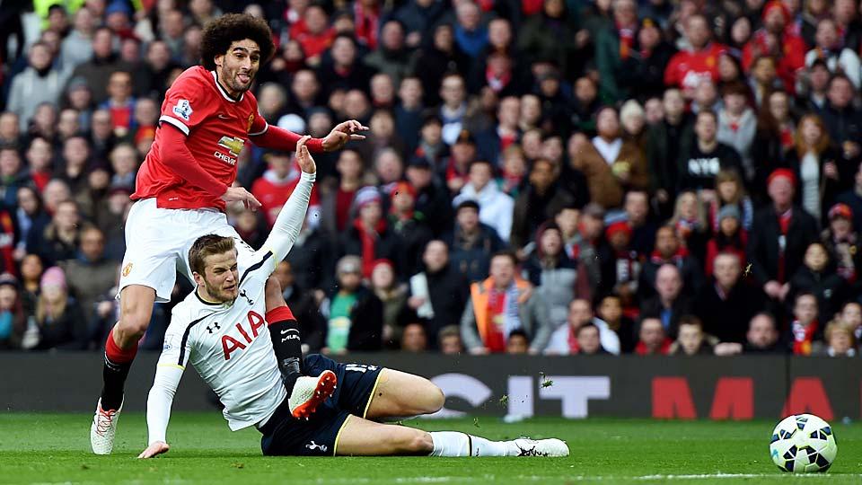 Marouane Fellaini Manchester United