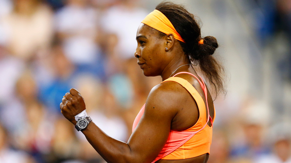 Serena advances to Indian Wells semis, Federer, Nadal, Djokovic into quarters