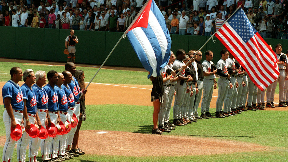 The Orioles were last MLB team to play in Cuba in 1999