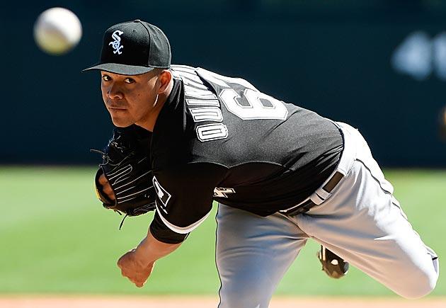 Jose Quintana White Sox