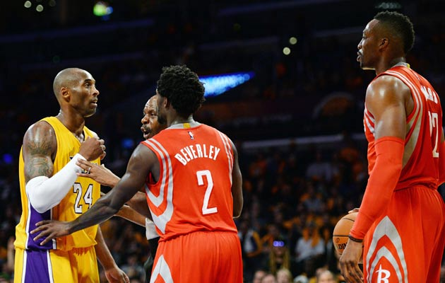Kobe Bryant; Dwight Howard