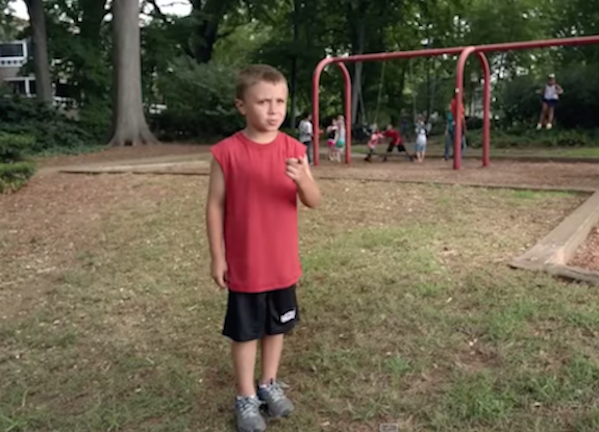 Kids column bashes panthers qb Cam Newton