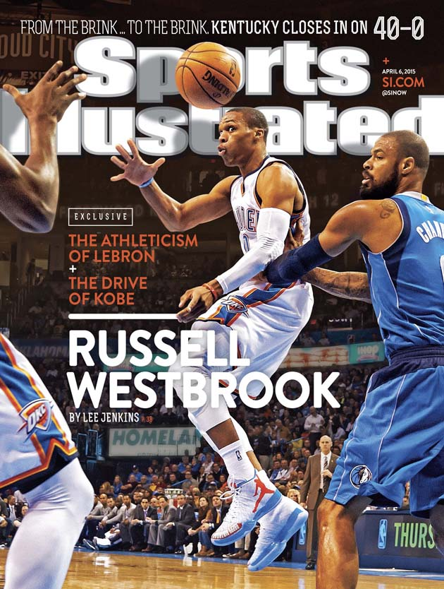 OKC's Westbrook is unstoppable triple-double machine