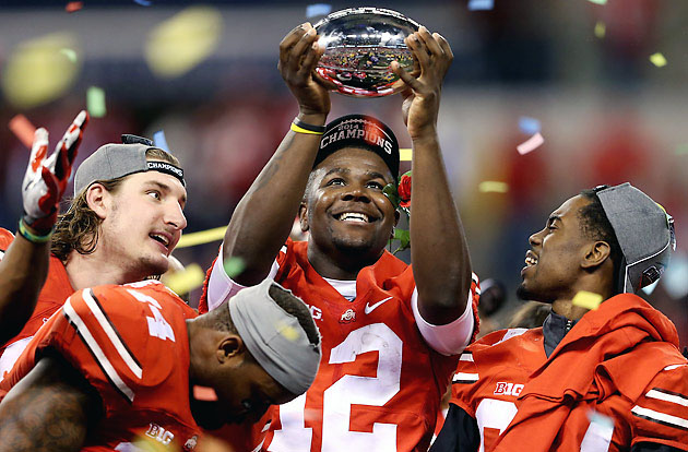 Cardale Jones speaks to SI.com about life after the title for the Ohio State Buckeyes quarterback.