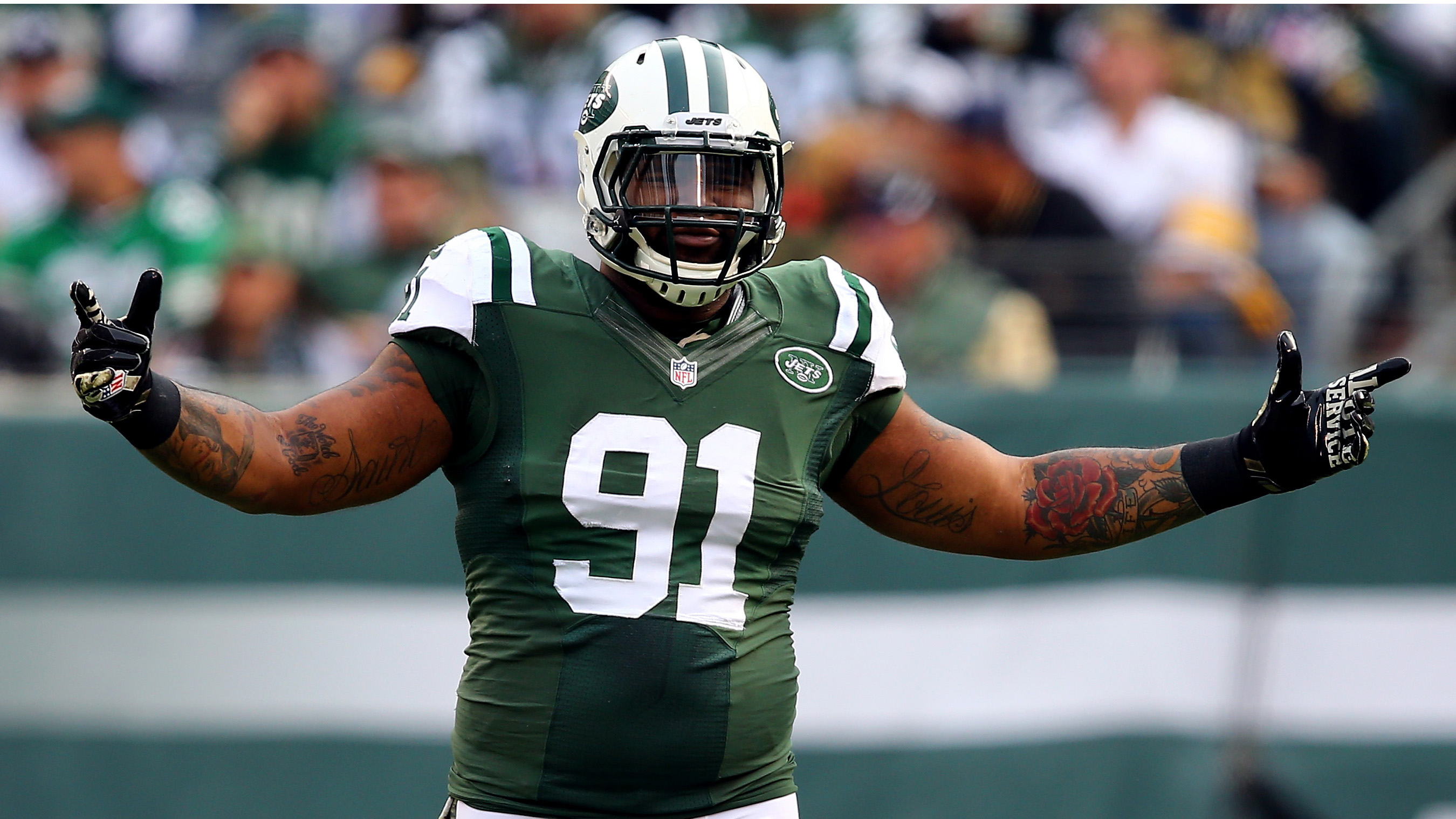 New York Jets Sheldon Richardson says team could be NFL s best