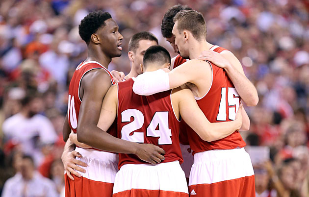 The Badgers went 36-4 this season and reached the championship game for the first time in 74 years.