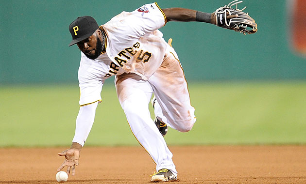 Josh Harrison, Pittsburgh Pirates